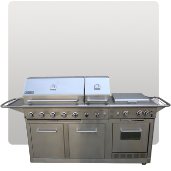 The Grill Services Corporation 720 0727 Jenn Air